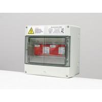 Rozdzielnica AC ML Dehn Typ 23 od 8,1 do 12,5 kW