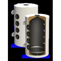 Zbiornik buforowy do systemów pomp ciepła 80L SUNSYSTEM PSM