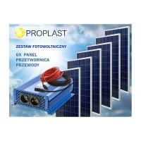 Zestaw fotowoltaiczny Premium 6x WINAICO